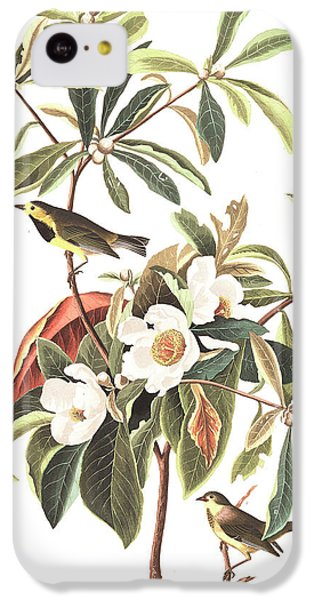 Bachman's Warbler  IPhone 5c Case