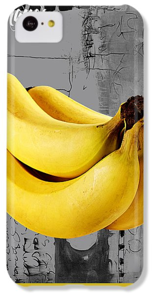 Banana Collection IPhone 5c Case by Marvin Blaine