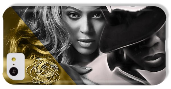 Beyonce Jay Z Collection IPhone 5c Case