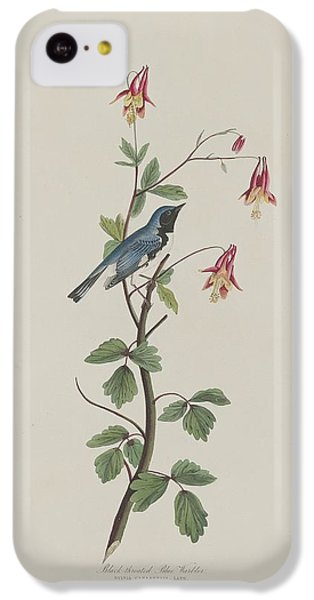 Black-throated Blue Warbler IPhone 5c Case
