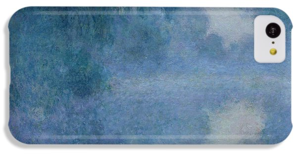 Branch Of The Seine Near Giverny IPhone 5c Case by Claude Monet