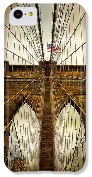 Brooklyn Bridge Twilight IPhone 5c Case