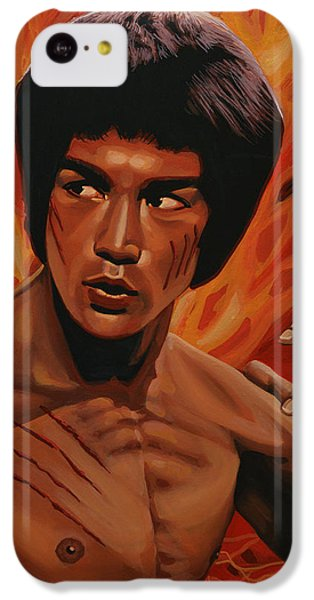 Bruce Lee Enter The Dragon IPhone 5c Case