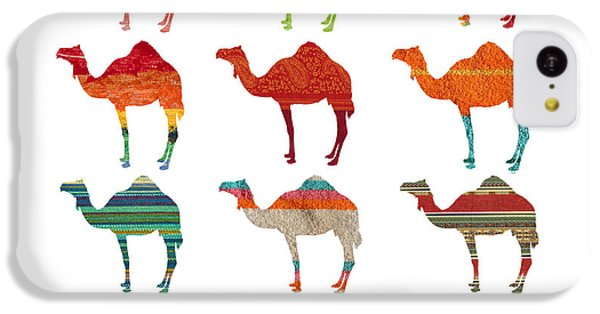 Camels IPhone 5c Case