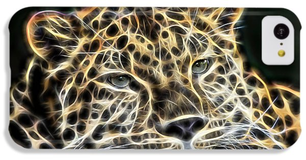 Cheetah Collection IPhone 5c Case