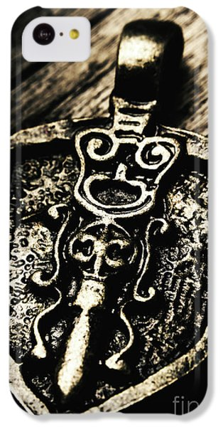 IPhone 5c Case featuring the photograph Coat Of Arms by Jorgo Photography - Wall Art Gallery