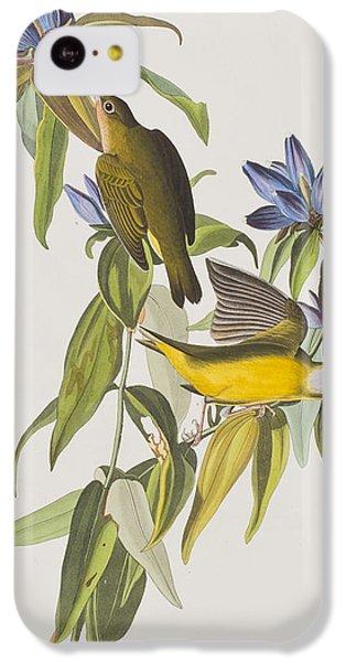 Connecticut Warbler IPhone 5c Case
