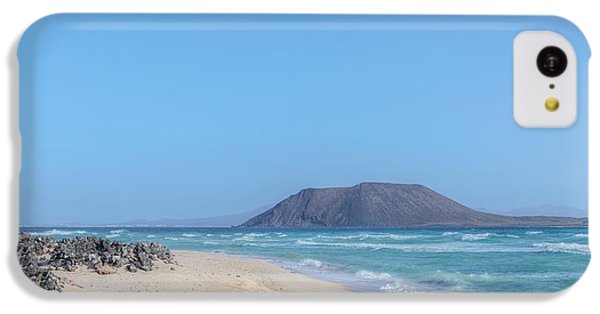 Corralejo - Fuerteventura IPhone 5c Case by Joana Kruse