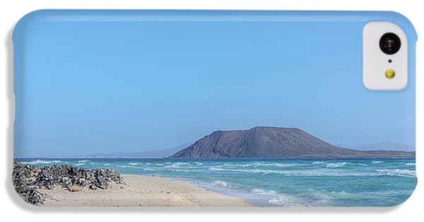 Corralejo - Fuerteventura IPhone 5c Case by Joana Kruse