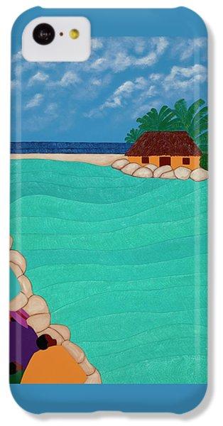 Curacao Lagoon IPhone 5c Case