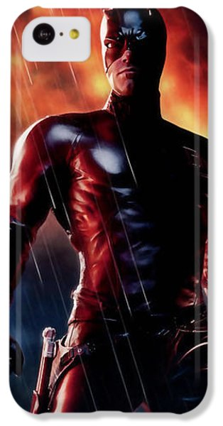 Daredevil Collection IPhone 5c Case by Marvin Blaine