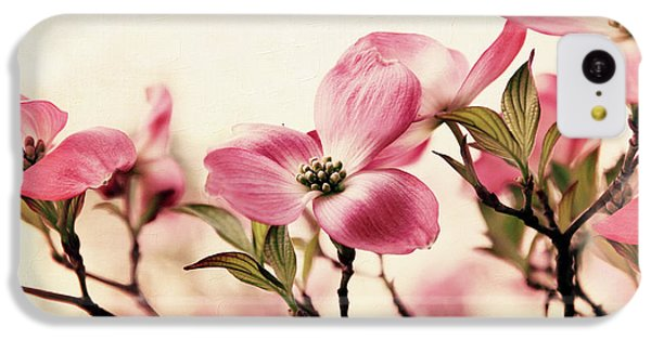 IPhone 5c Case featuring the photograph Delicate Dogwood by Jessica Jenney
