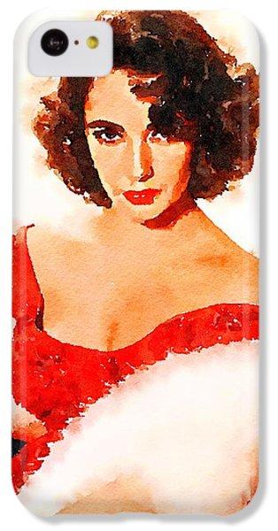 Elizabeth Taylor IPhone 5c Case