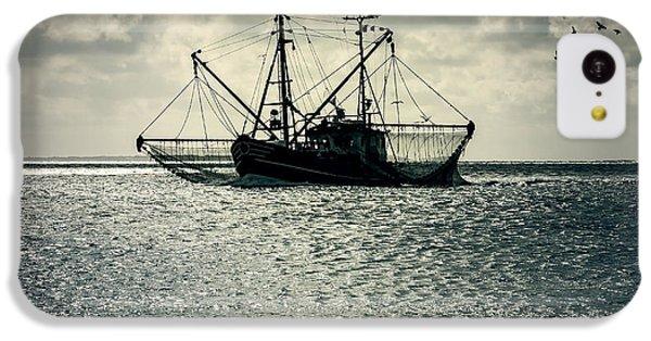 Fishing Boat IPhone 5c Case by Joana Kruse