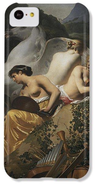 Four Muses And Pegasus IPhone 5c Case