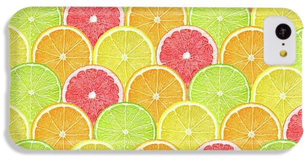 Fresh Fruit  IPhone 5c Case by Mark Ashkenazi