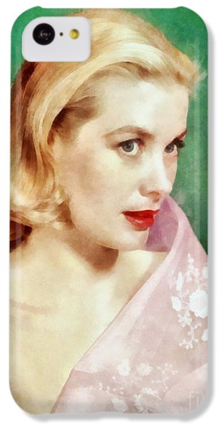 Grace Kelly iPhone 5c Case - Grace Kelly By John Springfield by John Springfield