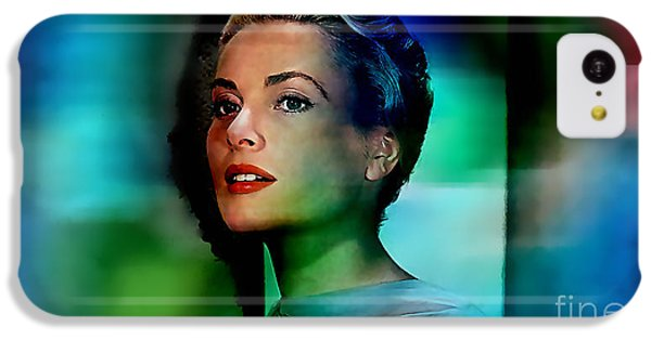 Grace Kelly IPhone 5c Case by Marvin Blaine