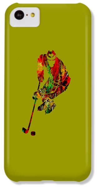 Hockey Collection IPhone 5c Case