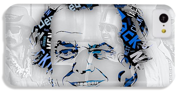 Jack Nicholson Movie Titles IPhone 5c Case