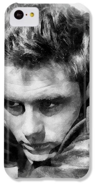 James Dean By John Springfield IPhone 5c Case by John Springfield