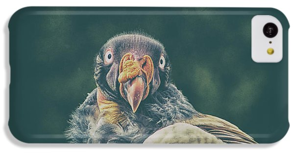 Condor iPhone 5c Case - King Vulture by Martin Newman