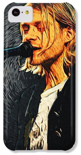 Kurt Cobain IPhone 5c Case