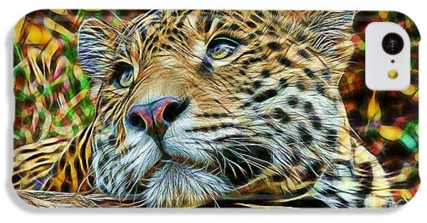 Leopard IPhone 5c Case