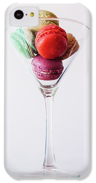 Macarons IPhone 5c Case by Happy Home Artistry