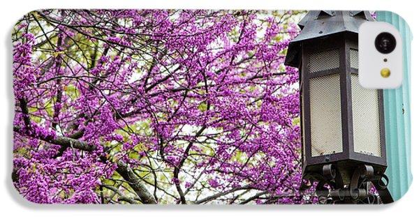 Michigan State University Spring 7 IPhone 5c Case by John McGraw