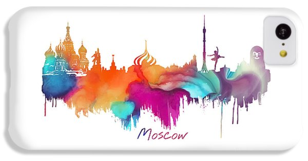 Moscow  IPhone 5c Case