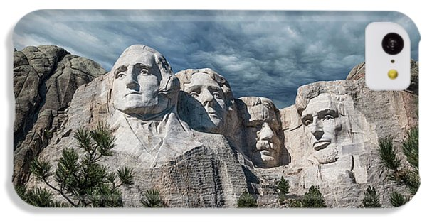 Mount Rushmore II IPhone 5c Case