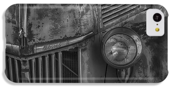 Old Ford Pickup IPhone 5c Case by Garry Gay