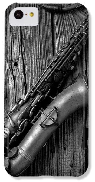 Old Sax IPhone 5c Case