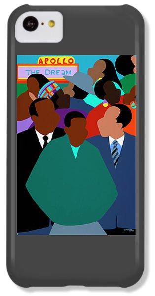 iPhone 5c Case - Origin Of The Dream by Synthia SAINT JAMES