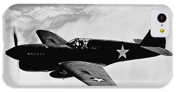 Airplane iPhone 5c Case - P-40 Warhawk by War Is Hell Store