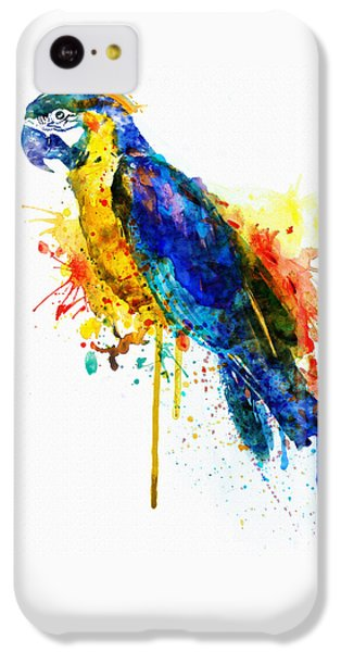 Parrot Watercolor  IPhone 5c Case