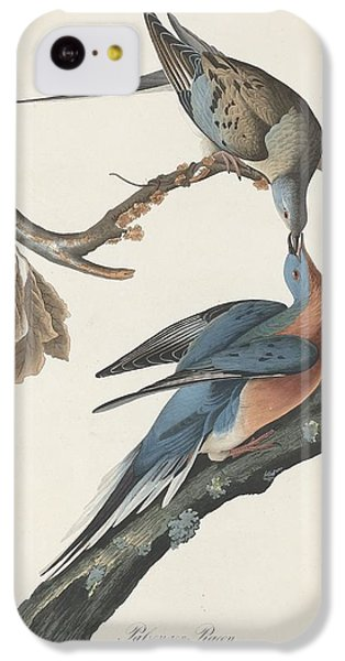 Passenger Pigeon IPhone 5c Case by Rob Dreyer