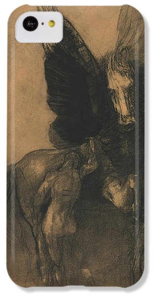 Pegasus And Bellerophon IPhone 5c Case