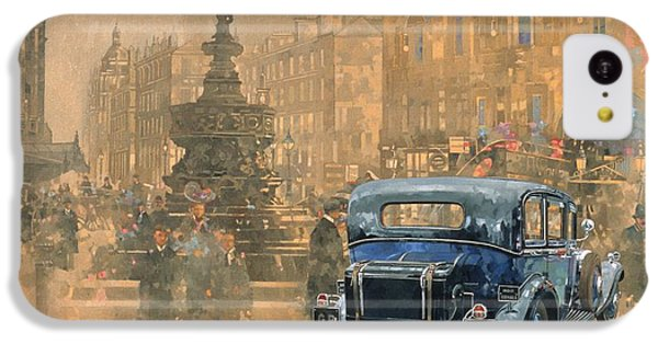 Phantom In Piccadilly  IPhone 5c Case by Peter Miller