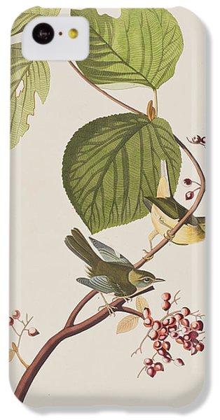 Pine Swamp Warbler IPhone 5c Case