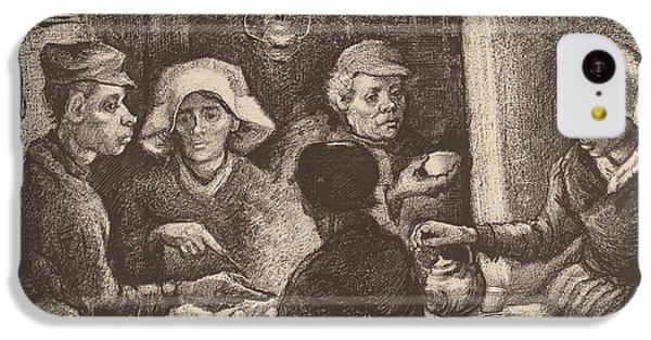 Potato Eaters, 1885 IPhone 5c Case