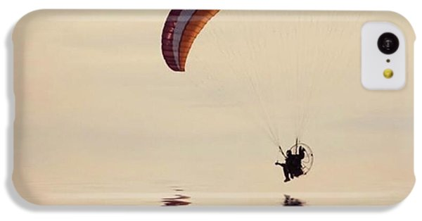 Powered Paraglider IPhone 5c Case