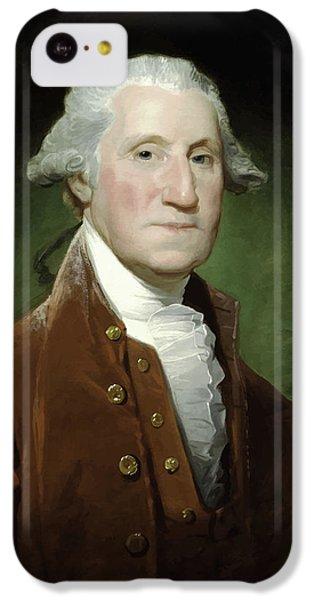 President George Washington  IPhone 5c Case