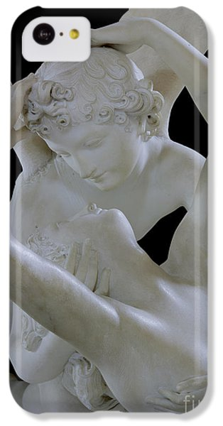 Valentines Day iPhone 5c Case - Psyche Revived By The Kiss Of Cupid by Antonio Canova