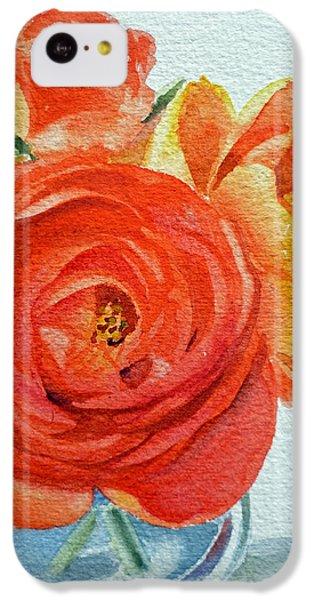 Ranunculus IPhone 5c Case