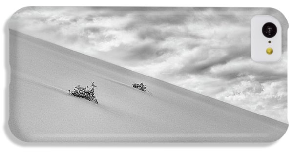 IPhone 5c Case featuring the photograph Sand And Clouds by Hitendra SINKAR