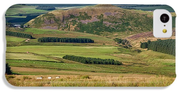Scotland View From The English Borders IPhone 5c Case
