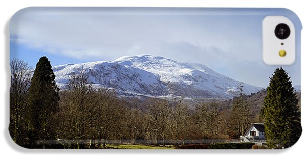 IPhone 5c Case featuring the photograph Scottish Scenery by Jeremy Lavender Photography