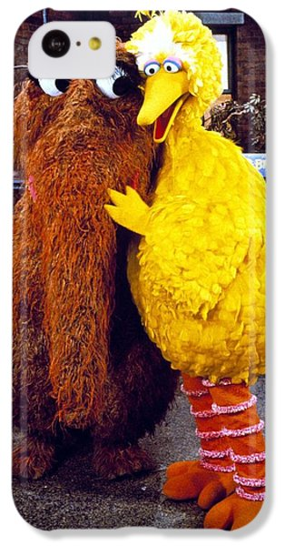 Snuffleupagus IPhone 5c Case
